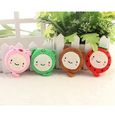 Cute Cartoon 150cm 60 Inch Plush Retractable Tape Measure Ruler Sewing Tool