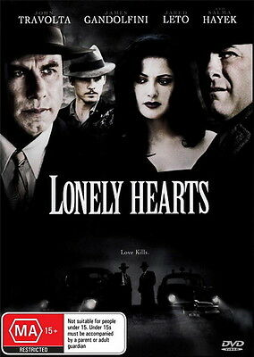 Lonely Hearts - NEW DVD