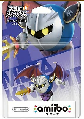 Amiibo Super Smash Bros. Series Figure (Meta Knight) NEW