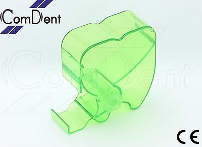 Dental One Touch Cotton Wool Roll Holder Dispenser Rolling Type Green Color CE