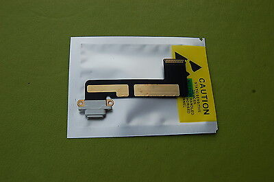 NEW iPad Mini Replacement  white Dock Connector Charging Port Flex Cable