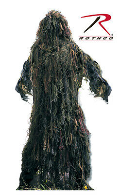 Ghillie Suit KIDS Lightweight Hunting All Purpose 64128 Rothco