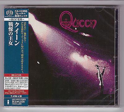 Queen , Queen  [SHM-SACD] [Limited Release] [SACD]