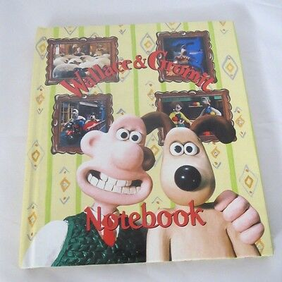 Wallace & Gromit Notebook Shaun Wendolene UK, BBC 1989