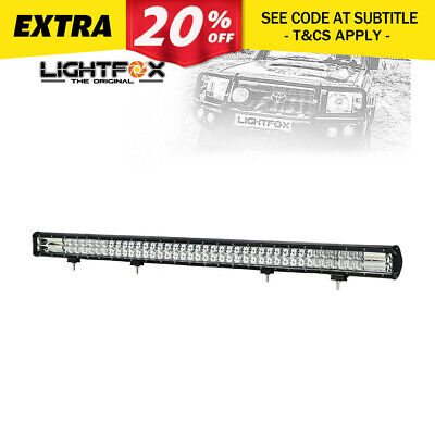 45inch Osram LED Light Bar Philips Spot Flood Combo Offroad Work Driving 4WD 4x4