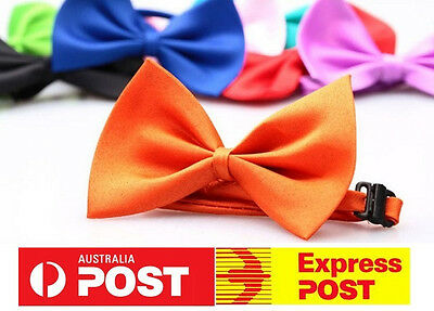 Boys Bow Tie Baby Children Kids Toddler Wedding Necktie Bowtie Pre Tied Party