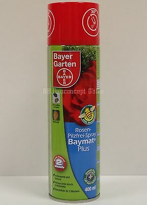 "Bayer ""Rosen-Pilzfrei-Spray Baymat Plus"" 400 ml Spray"