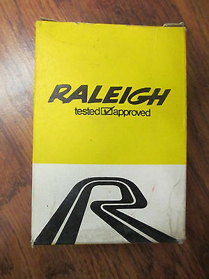 Vintage Raleigh Bicycle Inner Tube  Heavy Duty Butyl Rubber 20 x 1 1/4 -1 /34