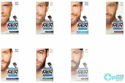 Just For Men Beard & Moustache Gel Colour Dye Discreet Packaging Fast Dispatch