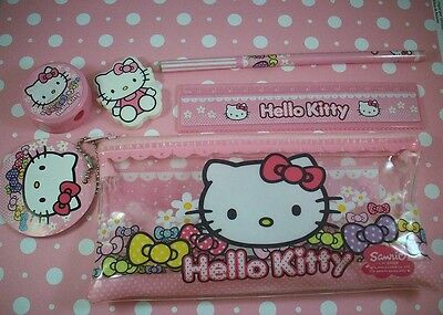5 in 1 Hello Kitty Stationery set
