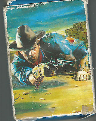 Playing Cards Louis L'Amour USED Deck Gunfighter Cowboy
