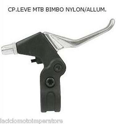 Coppia Leve Freno Mtb Bmx Junior Bimbo Bike