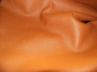 Antique Leather cognac bright Upholstery leather Leather Cowhide Genuine Leather