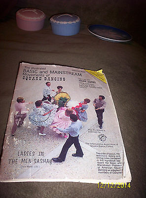 Illustrated Basic & Mainstream Square Dance Movements Book