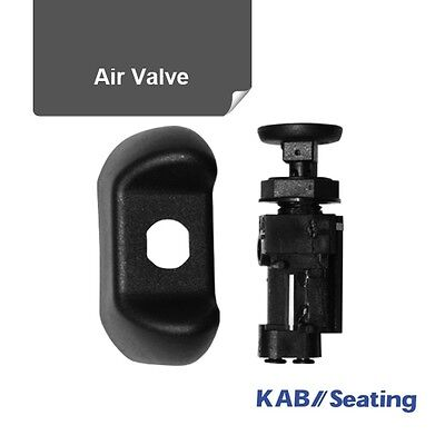 Kab Seating - Manual Air Adjustment Valve For Suspension Seats - Truck Bus Coach