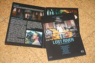 Ryan Gosling LOST RIVER Christina Hendricks/Saoirse Ronan/Matt Smith CANNES 2014