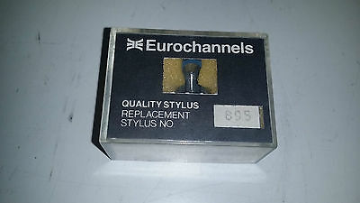 1 X 895 PHILIPS GP-331 EUROCHANNELS QUALITY STYLUS REPLACEMENT NEEDLE