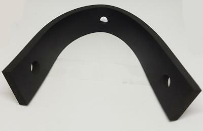 "UNIVERSAL Exhaust Mount Rubber Strap Full Length 12"" classic car strip, 3 Holes"
