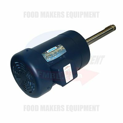 Lucks M20G Circulation Fan Motor  01-207284