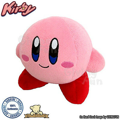 GENUINE SANEI Kirby All Star Collection KP01 Plush Doll Soft Toy - Kirby JAPAN