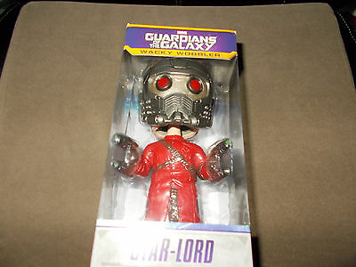 Guardians Of The Galaxy Star Lord Wacky Wobbler 2014