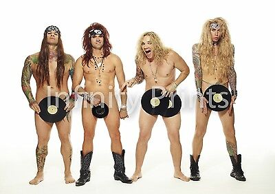 Steel Panther Music Poster B A2 A3 A4