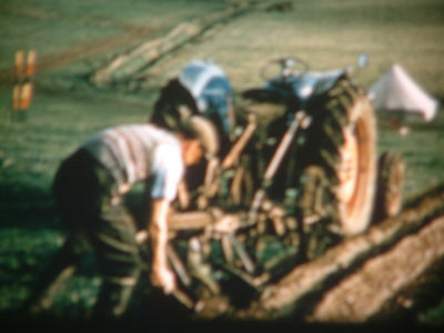 Ploughing 1954/5 style in Eire and Sweden not suprisingly Fordson do well DVD