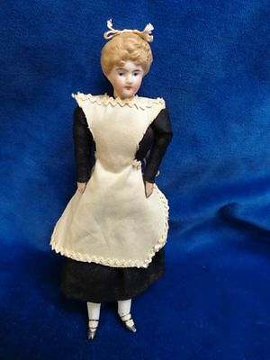Antike Puppe um 1900 antique doll Mignonette