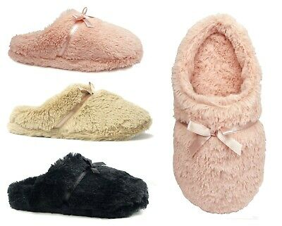 WHOLESALE LOT 36 Pairs Ladies House Slipper Coral Fur Multi colors  **304""