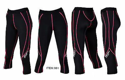 Select Women Compression 3/4 Leggings. Fitness, Yoga, Running,Gym workouts