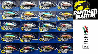PANTHER MARTIN Mini Lure MINNOW cucchiaino pesca spinning trota lago trout spoon