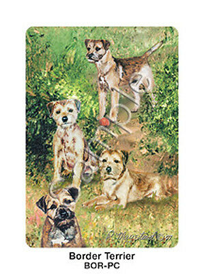 Ruth Maystead Dog Playing Cards Border Terrier Deck Pack Poker