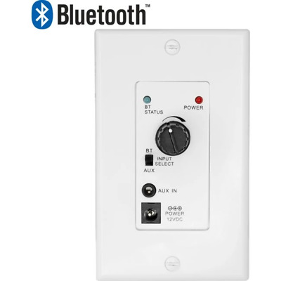 PRO2 Bluetooth Wall Plate Amplifier For In-Ceiling + Outdoor Speakers - PRO1351W