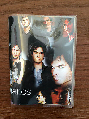 The Vampire Diaries Elena Stefan travel journal Book handy notebook diary