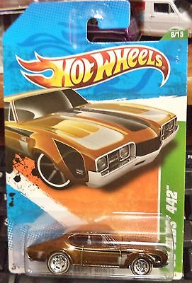 2011 Hot Wheels Super Treasure 1968 OLDS 442 Combine Shipping