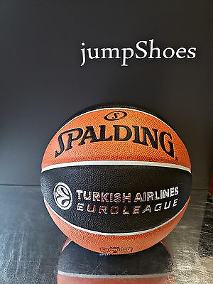 Spalding TF 1000 Unite Euroleague official size 7 (29.5)