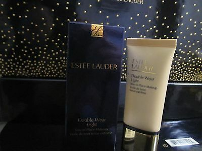 NIB Estee Lauder Double Wear Light Stay-in-Place Makeup 30ml 1oz foundation NEW