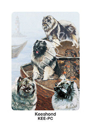 Ruth Maystead Dog Playing Cards Deck Pack Keeshond NEW