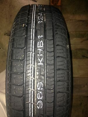 4 NEW 235/75R15 Tredtech Touring Supreme Tires 235 75 15 2357515 R15 Whitewall