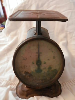 Vintage Antique Kitchen Climax Family Scale by Landers Frary & Clark