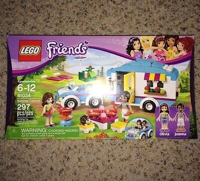 Brand new lego friends 41034