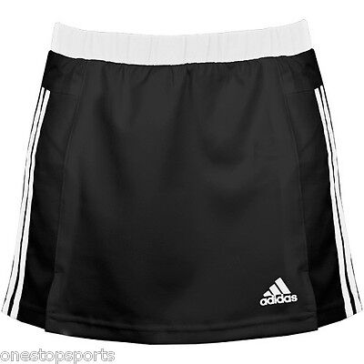 adidas girls black Response tennis skort. Tennis/Hockey/Netball. Various sizes!