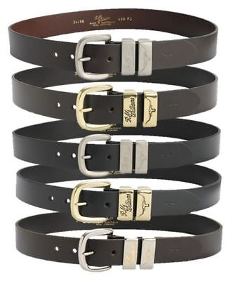 RM Williams 1.5 inch Leather Belt - Only $79.95 (RRP $100)
