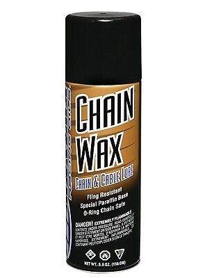 Maxima Mx 165ml Small Motocross Dirt Bike Motorbike Aerosol Chain Lube Wax Spray