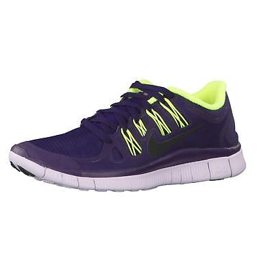 4c3f608a5f698 WOMENS NIKE FREE 5.0+ Shield Lightweight Running Trainers 615987 507 ...