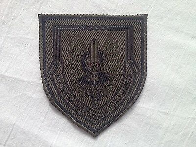 Special operations patch , Croatia Army green camouflage darker