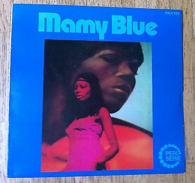 TEDDY CAINE & ROSETTA THARPE & JAMES ANDERSON BROTHERS Mamy Blue LP