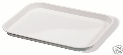 Stewart Traditional Catering Off White Premium Plastic Display Meat Food Tray