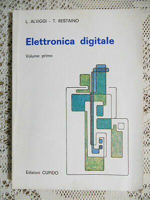 ALVIGGI & RESTAINO - ELETTRONICA DIGITALE - CUPIDO 1981 vol.1