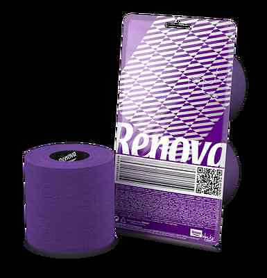 RENOVA 2 ROLL PURPLE Toilet Paper The World's Sexiest Toilet Paper